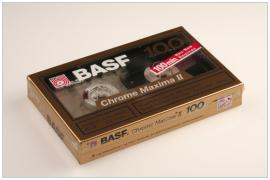 BASF chrome maxima II 100 1989-90