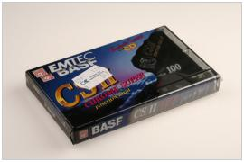 BASF - EMTEC chrome super II 100