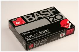 BASF c-box chromdioxid 120