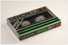 DENON DX7 90 1982-83