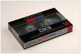 DENON DX3 50 1984