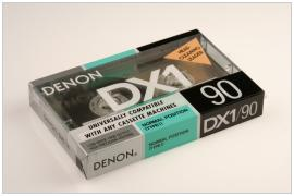 DENON DX1 90 1988-90