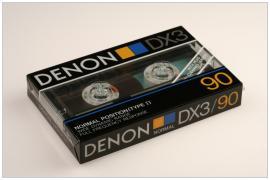 DENON DX3 90 1988-90