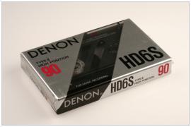 DENON HD6S 90 1990-91