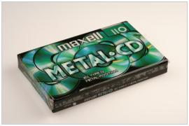 MAXELL METAL CD 110 1998-2000