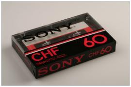 SONY CHF 60 1978-81