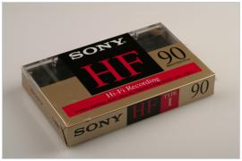 SONY HF 90 1992-94 us version
