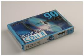 SONY super CDit II 90 1992-94