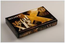 SONY metal XR 60 1998-99