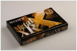 SONY metal XR 90 1998-99