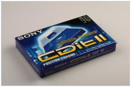 SONY CDit II 90 1998-99 slide case