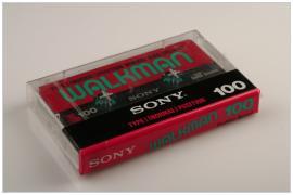 SONY walkman 100 (HF-S 100)