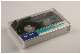 SONY dictafon cassette DC-60