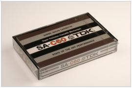 TDK SA-C60 1975-77