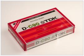 TDK D-C90 1979