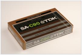 TDK SA-C90 1979