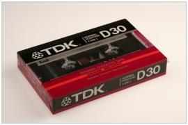 TDK D30 1984