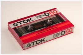 TDK D60 1985