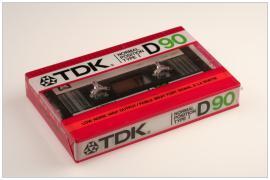 TDK D90 1985