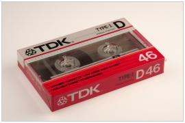 TDK D46 1985
