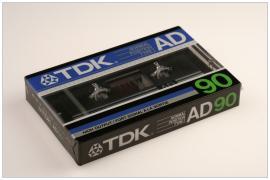 TDK AD90 1985