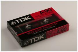 TDK A90 1986