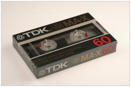 TDK MA-X60 1986