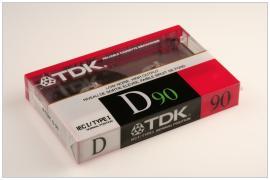 TDK D90 1988