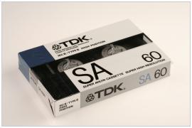 TDK SA60 1988 japan