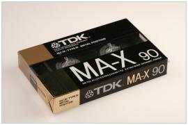 TDK MA-X90 1988