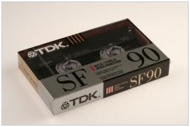TDK SF90 1990