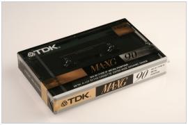 TDK MA-XG 90 1990
