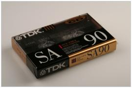 TDK SA90 1991