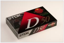 TDK D50 1992-97 usa