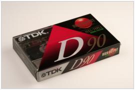 TDK D90 1992-97 usa