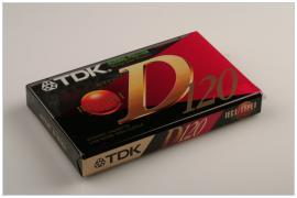 TDK D120 1995-97