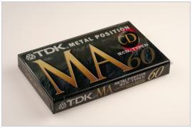 TDK MA60 1995-97