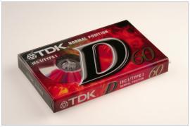TDK D60 1997-2001