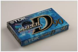 TDK super D90 1997-2001