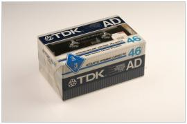 TDK AD46 3 pack