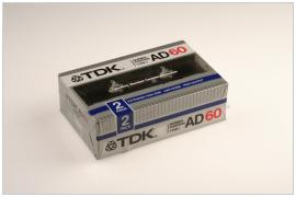 TDK AD60 2 pack