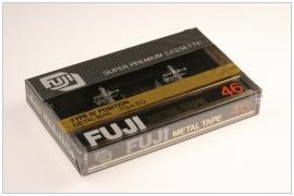 FUJI metal tape 46 1980-81