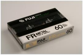 FUJI FR metal 60 1982-84 version 1
