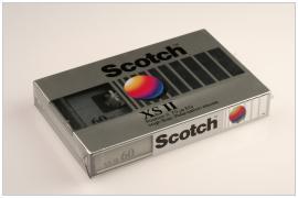 SCOTCH XSII 60 1987-89
