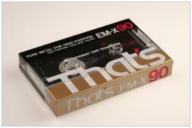 THAT'S EM-X 90 1985-86