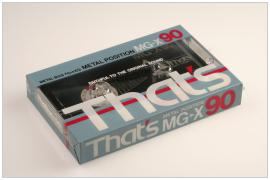 THAT'S MG-X 90 1985-86