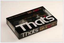 THAT'S MR-X 60 PRO 1985-86